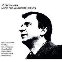 Pozostała muzyka poważna, Świder: Music For Wind Instruments (CD) - Various Artists