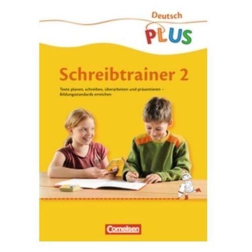 Pozostałe książki, Schreibtrainer, 2. Schuljahr Berthold, Christine
