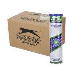 Slazenger Wimbledon Karton 72 piłki