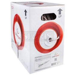 Gembird ftp kabel linka kat 5e awg24 100% miedź 305m fpc-5004e - FPC-5004E- natychmiastowa wysyłka, ponad 4000 punktów odbioru!