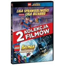 LEGO Super Heroes GDSY33646 Liga Sprawiedliwości kontra Liga Bizarro + Batman Komplet