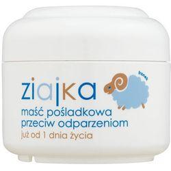 ZIAJA 50ml Ziajka Maść pośladkowa przeciw odparzeniom