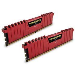 Corsair Vengeance Low Profile DDR4 2 x 8GB 2400 CL16 (czerwony)