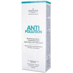 Farmona ANTI POLLUTION Rewitalizująco-odświeżający krem roll-on pod oczy