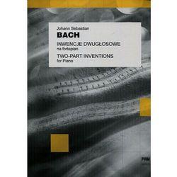 J.S. Bach Inwencje dwugłosowe na fortepian PWM (opr. broszurowa)