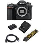 Lustrzanki, Nikon D500