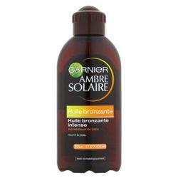 Garnier Ambre Solaire Ambre Solaire olejek do opalania SPF 2 (Huile Bronzante Intense) 200 ml