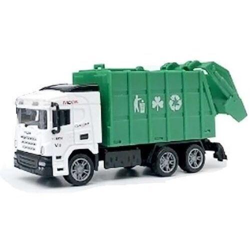 Śmieciarki dla dzieci, Śmieciarka metalowa