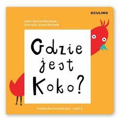 Książeczka motywacyjna Oculino