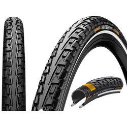 """Continental Ride Tour Opona 28 x 1 3/8 x 1 5/8"""" drut Reflex czarny Opony do rowerów elektrycznych"""