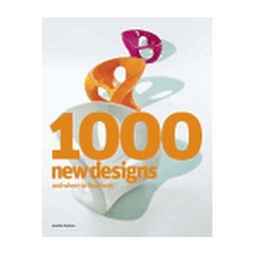 Książki do nauki języka, 1000 New Designs & Where to Find Them (opr. miękka)