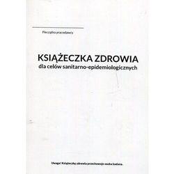Książeczka zdrowia do celów sanitarno-epidemiologicznych (opr. miękka)