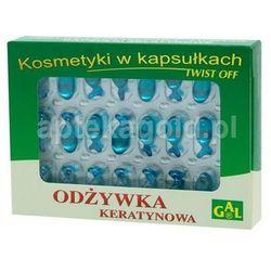 Odżywka Keratynowa Twist Off kapsułki x 48 /Gal