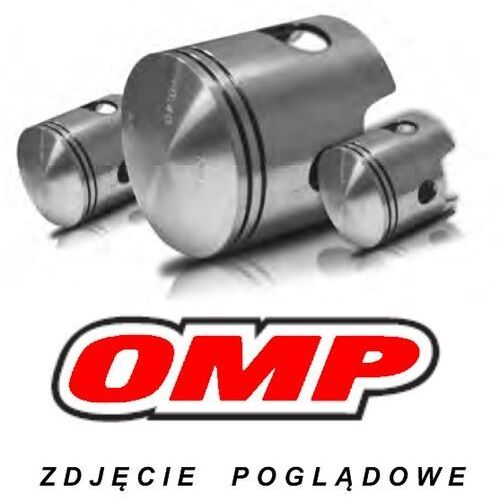 Tłoki motocyklowe, OMP TŁOK SUZUKI DR 600/650 (85-95), LS 650 SAVAGE (86-95) 96,00MM=+1,00MM 4303D100