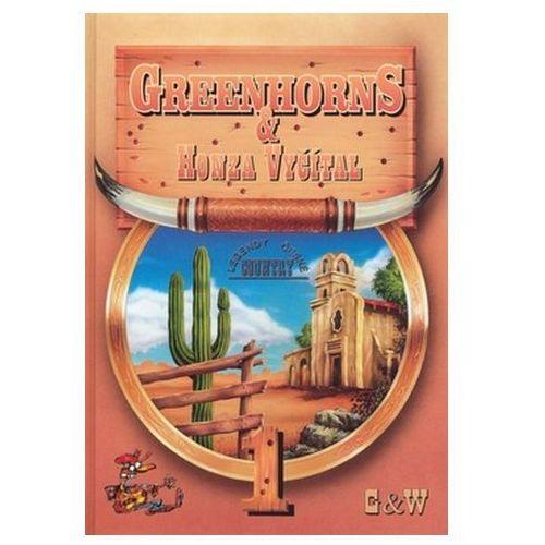 Pozostałe książki, Zpěvník Greenhorns 1