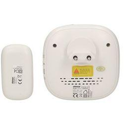 Dzwonek bezprzewodowy LOGICO AC, 230V z learning system i funkcją alarmu OR-DB-QM-125