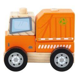 Zabawka drewniana - Śmieciarka TREFL