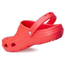 Klapki Crocs Hilo Clog K Flame16007-8C1