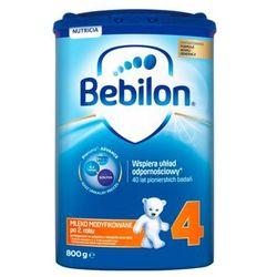 BEBILON 800g 4 Pronutra-Advance Mleko modyfikowane powyżej 2 roku