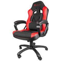 Fotele dla graczy, Fotel GENESIS SX33 Gaming Chair Czarno-czerwony
