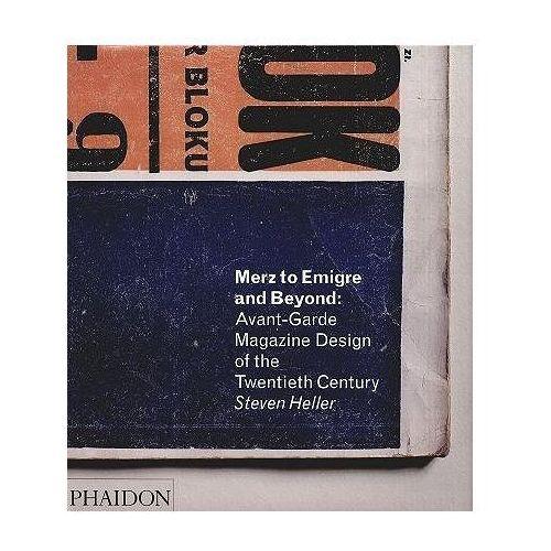 Książki do nauki języka, Merz to Emigre & Beyond (opr. twarda)