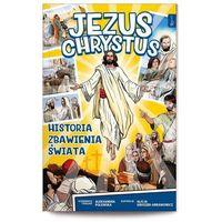 Historia, Jezus Chrystus Historia Zbawienia Świata (komiks)- bezpłatny odbiór zamówień w Krakowie (płatność gotówką lub kartą). (opr. broszurowa)