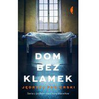 Pozostałe książki, DOM BEZ KLAMEK BR. CZARNE 9788380496873