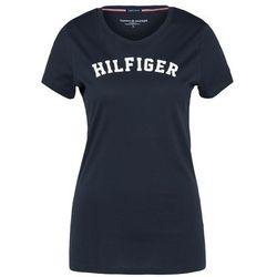 Tommy Hilfiger T-shirt damski XS ciemnoniebieski