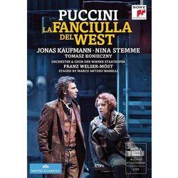 Puccini: La Fanciulla del West (DVD) - Jonas Kaufmann