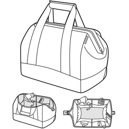 Torby i walizki, Torba podróżna Reisenthel Allrounder M Millefleurs (RMS6038)