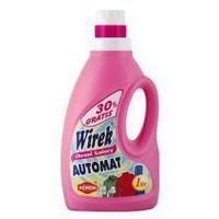 Płyny do prania, Płyn do prania Wirek automat do tkanin kolorowych 1l