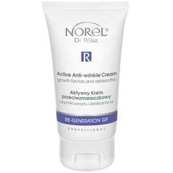 Norel (Dr Wilsz) ACTIVE ANTI-WRINKLE CREAM Aktywny krem przeciwzmarszczkowy (PK223)