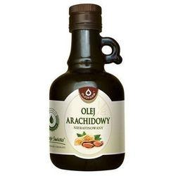 Olej Arachidowy tłoczony na zimno - - 250 ml