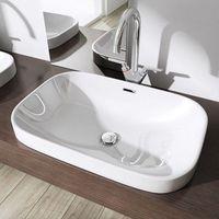 Umywalki, Ceramiczna Umywalka Wpuszczana C5082