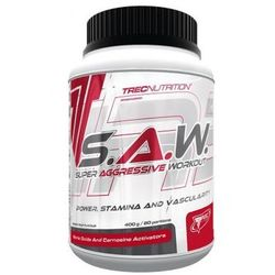 TREC S.A.W - 400g - Blackcurrant Lemon