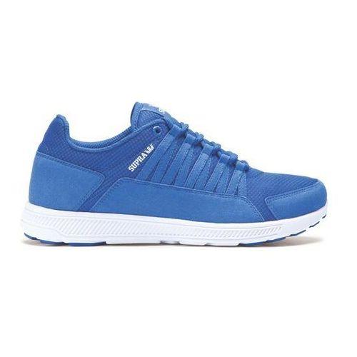 Męskie obuwie sportowe, buty SUPRA - Owen Royal-White (ROY)