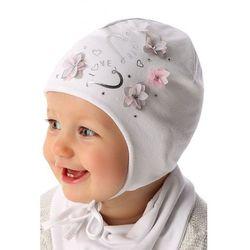 Czapka niemowlęca wiązana 5X34AC Oferta ważna tylko do 2022-06-10