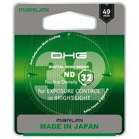 Filtry do obiektywów, Filtr Marumi DHG ND32 49mm (MND(32)49 DHG) Darmowy odbiór w 21 miastach!