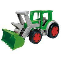 Traktory dla dzieci, Gigant Traktor Farmer Spychacz