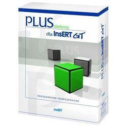 Oprogramowanie finansowo-księgowe Insert ZIELONY PLUS DLA GT ZPLUS Nieograniczona Wieczysta BOX