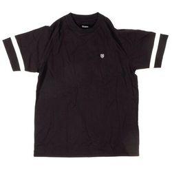 koszula BRIXTON - Malden S/S Knit Washed Black (WABLK) rozmiar: L