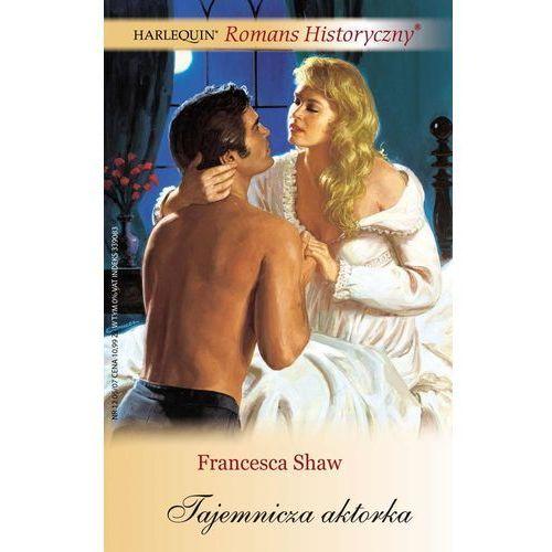 E-booki, Tajemnicza aktorka - Francesca Shaw
