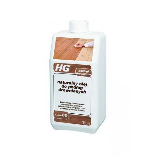 Płyny do czyszczenia podłóg, HG naturalny olej do podłóg drewnianych chroniący przed plamami
