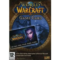 World of Warcraft Prepaid 60-days Gaming Card - Windows - Akcja