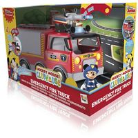 Straż pożarna dla dzieci, Zabawka IMC TOYS Straż pożarna Myszka Miki Na Ratunek