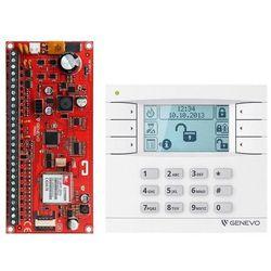 "ZESTAW ""GENEVO"" PRiMA6SET centrala alarmowa PRiMA 6 z manipulatorem PRiMA 6 LCD"