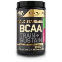Aminokwasy, Optimum Nutrition Gold Standard BCAA Train + Sustain 266g