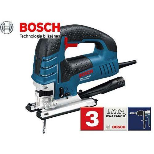 Wyrzynarki, Bosch GST 150 BCE