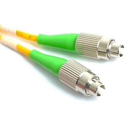 FCAPC-FCAPC-SM-1M SX Jednomodowy simpleksowy patchcord światłowodowy FCAPC-FCAPC o długości 1m