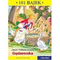 Książki dla dzieci, Gęsiareczka 101 bajek (opr. miękka)